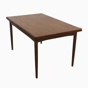 Danish Dining Table from Dyrlund, 1960s