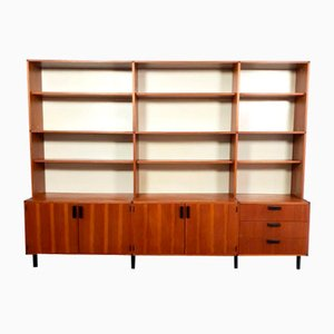 Vintage Dutch Made to Measure Wall Unit by Cees Braakman for Pastoe