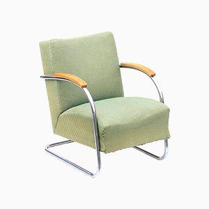 Vintage Czech Armchair from Mücke Melder