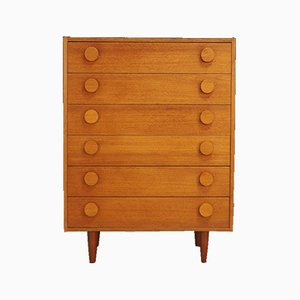 Mid-Century Danish Chest of Drawers, 1970s