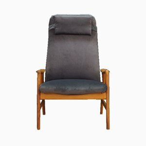 Mid-Century Armchair by Alf Svensson, 1970s