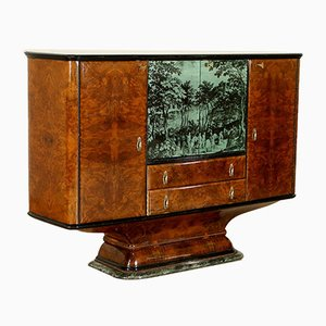 Art Deco Hall Sideboard
