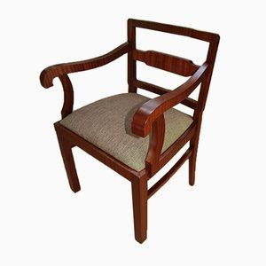 Chaise de Bureau Art Déco, 1930s