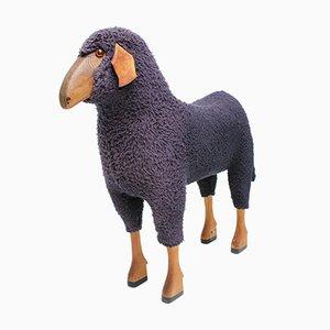 Silla Sheep vintage de Hans-Peter Krafft para Meier