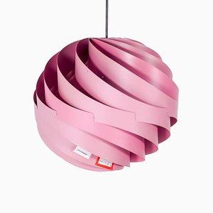 Vintage Turbo Lampe von Louis Weisdorf für Lyfa