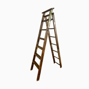 Antique English Ladder from Slingsby