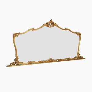 Specchio a muro veneziano, XIX secolo, di Testolini & Salviati