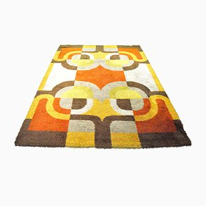 Mid-Century Wool Carpet, 1970s