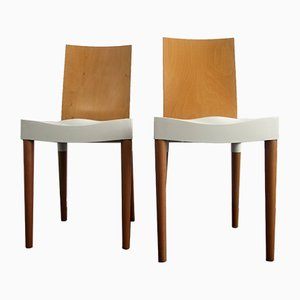 Miss Trip Chairs by Philippe Starck for Kartell, 1996, Set of 2