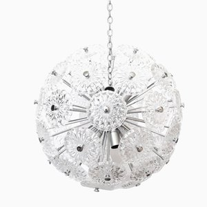 Mid-Century German Sputnik Ceiling Light, 1960s