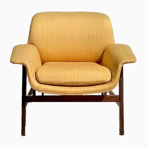 Model 849 Armchair by Frattini Gianfranco for Cassina, 1958