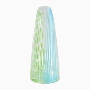 Murano Glass Vase by Dino Martens for Aureliano Toso, 1950s