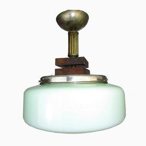 Antique Apple Lamp