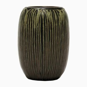 Stoneware Vase by Axel Salto for Royal Copenhagen, 1930s