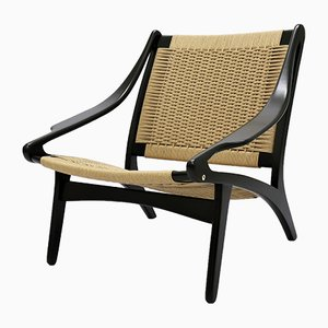 Lounge Chair by Illum Wikkelsø for Niels Eilersen, 1950s
