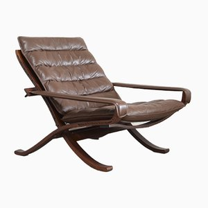 Flex Lounge Chair by Ingmar Relling for Westnofa, 1960s