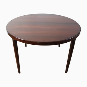 Scandinavian Palisander Table, 1960s