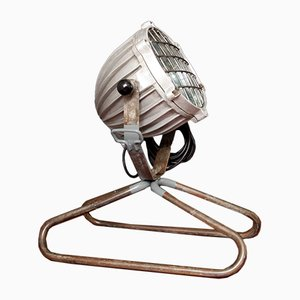Vintage Industrial Spotlight Floor Lamp from EOW, 1960s