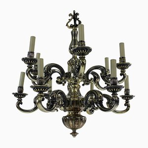 Antique Charles II Style Chandelier, 1830