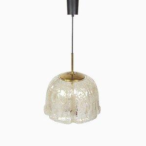 Lámpara colgante de Limburg, años 70