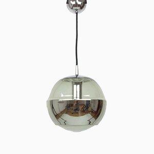Lámpara colgante vintage de Peill & Putzler, años 70