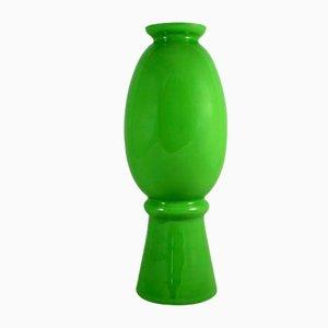 Vaso vintage di Zbigniew Horbowy per Huta Szkła Sudety