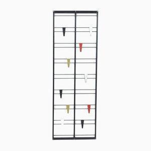 Tone Ladder Garderobe von Coen de Vries für Pilastro, 1950er