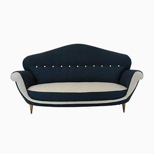 Large Mid-Century Italian Sofa