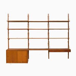 Wandregal oder Schreibtisch von Poul Cadovius für Cado, 1960er