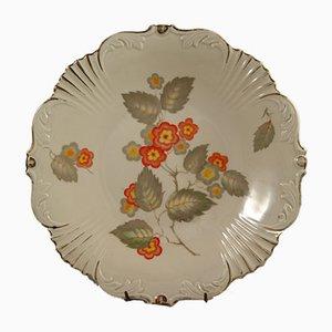 Vintage Plate from C.&E. Carstens Porzellanfabrik Sorau N. L.