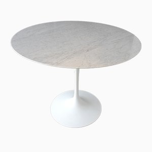 Vintage Side Table by Eero Saarinen for Knoll International, 1980s
