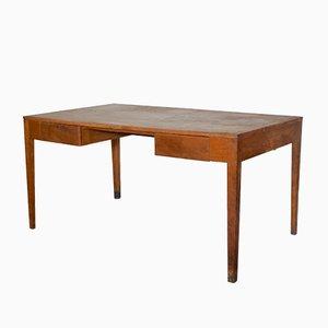 Mid-Century Schreibtisch aus Eiche