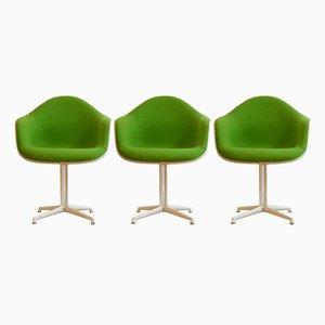 La Fonda Stühle von Charles & Ray Eames für Herman Miller, 1960er, 3er Set