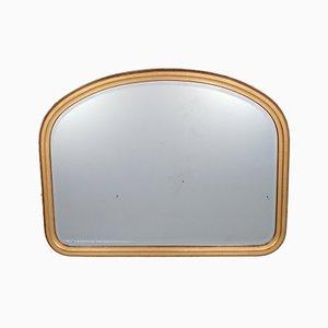 Grand Miroir Trumeau Vintage Doré