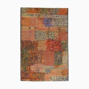 Tappeto Florentinisches Villenviertel di Paul Klee per Ege Axminster, 1988