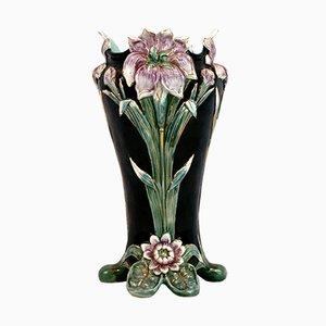 Vase im Jugendstil von R. M. Krause, 1900er