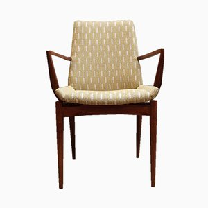 Mahogany Elbow Chairs by Robert Heritage for Archie Shine, 1960s, Set of 2