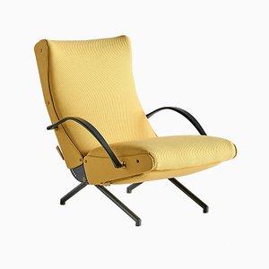 Italienischer P40 Sessel von Osvaldo Borsani für Tecno, 1950er