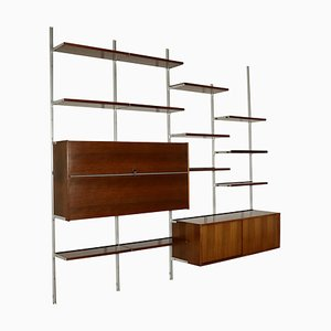 Modular Bookcase by Osvaldo Borsani for Tecno, 1960s
