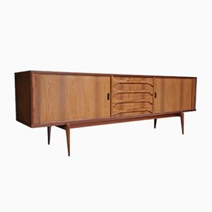 Large Vintage Sideboard by Oswald Vermaercke for V-Form, 1959