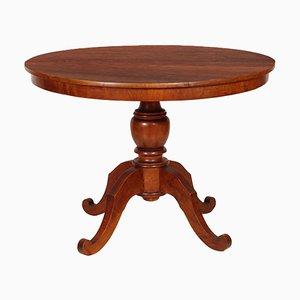 Runder italienischer Art Deco Tisch von Bassano's Ebanistery