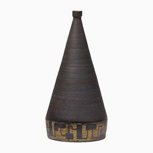 Jarrón de cerámica, 1963