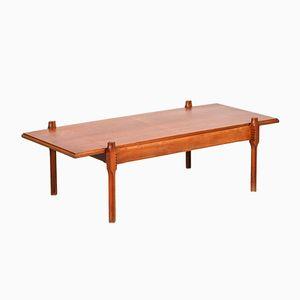Table d'Appoint en Teck par Ico & Luisa Parisi, 1960s