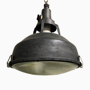 Lampe à Suspension Industrielle Vintage, 1960s