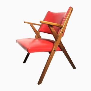 Vintage Lounge Chair by Dal Vera, 1960s
