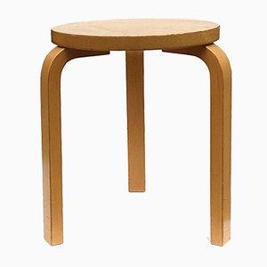 Tabouret Modèle 60 par Alvar Aalto pour Artek, 1960s