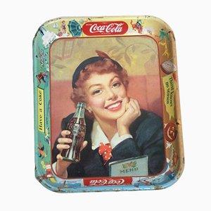 Coca Cola Tray, 1953