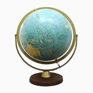 Vintage Danish Globe, 1969