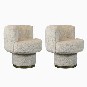 Vintage Armchairs, Set of 2