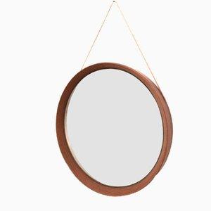 Round Italian Mirror, 1960s